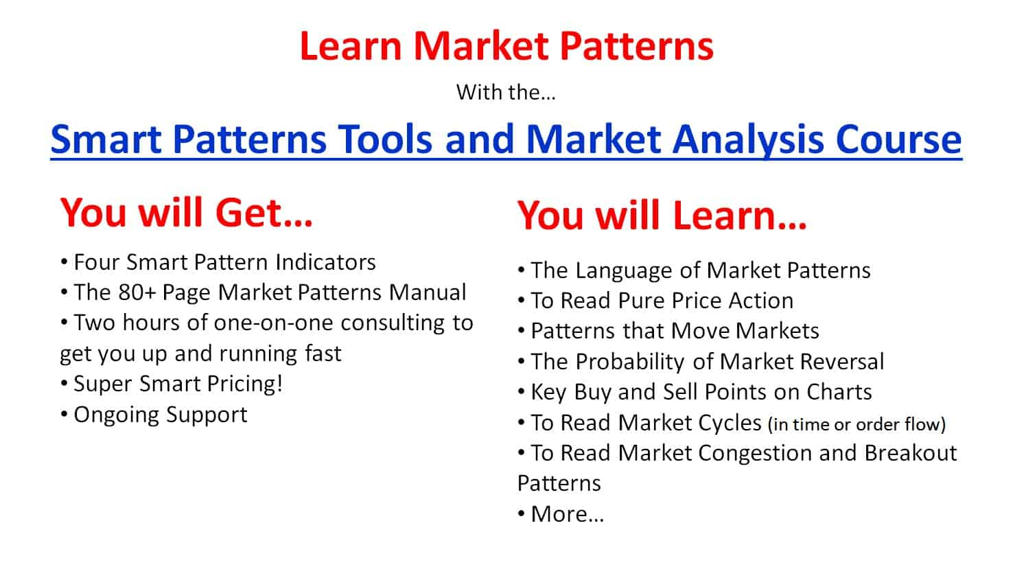 Certificate in trading strategies and market analysis